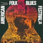 Çeşitli Sanatçılar: American Folk Blues Festival 1964 - Plak