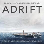 Volker Bertelmann: Adrift (Limited Numbered Edition - Transparent Blue Vinyl) - Plak