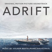 Volker Bertelmann: Adrift (Limited Numbered Edition - Transparent Blue Vinyl) - Plak