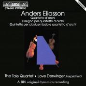 Tale Quartet, Love Derwinger: Eliasson: String Quartets - CD