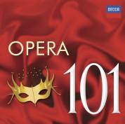 Çeşitli Sanatçılar: 101 Opera - CD