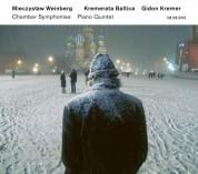 Gidon Kremer, Kremerata Baltica: Weinberg: Chamber Symphonies, Piano Quintet - CD