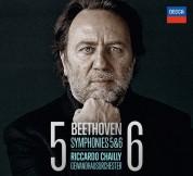Riccardo Chailly, Gewandhausorchester Leipzig: Beethoven: Symphonies Nos.5 & 6 - CD