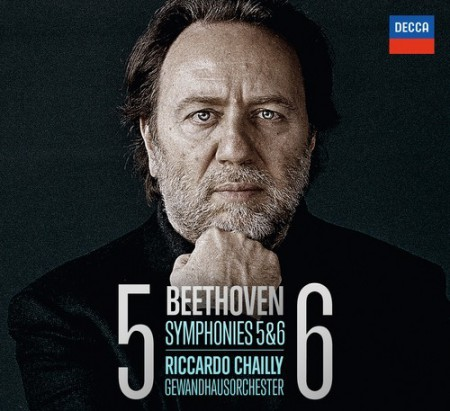 Riccardo Chailly, Gewandhausorchester Leipzig: Beethoven: Symphonies Nos.5 & 6 - CD