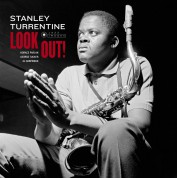 Stanley Turrentine: Look Out! + 1 Bonus Track (Images By Iconic Photographer Francis Wolff) - Plak