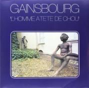 Serge Gainsbourg: L'homme A Tête De Chou - Plak
