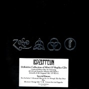 Led Zeppelin: Definitive Collection of Mini-LP Replica CD's - CD