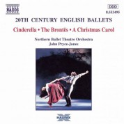 Northern Ballet Theatre Orchestra: 20th Century English Ballets - CD