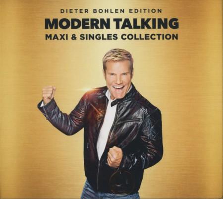 Modern Talking: Maxi & Singles Collection (Dieter Bohlen Edition) - CD