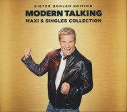 Modern Talking: Maxi & Singles Collection (Dieter Bohlen Edition) - CD