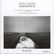 San Francisco Symphony Orchestra, San Francisco Symphony Chorus, Edo de Waart: John Adams: Harmonium - CD