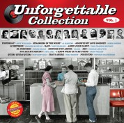Çeşitli Sanatçılar: Unforgettable Collection Vol.1 - Plak