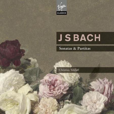 Christian Tetzlaff: Bach: Sonatas & Partitas - CD