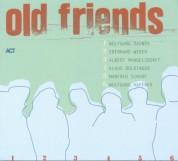 Çeşitli Sanatçılar: German Jazz Masters: Old Friends - CD