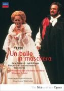 Giuseppe Patanè, Luciano Pavarotti, Louis Quilico, Katia Ricciarelli, Judith Blegen, Bianca Berini, The Metropolitan Opera Orchestra and Chorus: Verdi: Un Ballo In Maschera - DVD