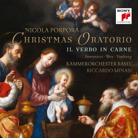 Kammerorchester Basel, Riccardo Minasi: Nicola Porpora: Il Verbo in Carne - CD