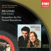 Jacqueline du Pré, Daniel Barenboim: Brahms: Cello Sonatas - CD