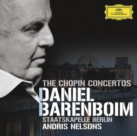 Andris Nelsons, Daniel Barenboim, Staatskapelle Berlin: Chopin: Piano Concertos 1, 2 - CD