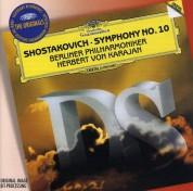 Herbert Von Karajan, Berliner Philharmoniker: Shostakovich: Symphony No:10 - CD