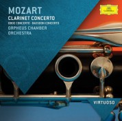 Orpheus Chamber Orchestra: Mozart: Clarinet Concertos - CD