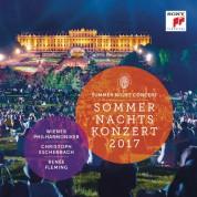 Wiener Philharmoniker, Renée Fleming, Christoph Eschenbach: Summer Night Concert 2017 - CD