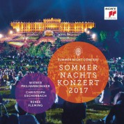 Wiener Philharmoniker, Renée Fleming, Christoph Eschenbach: Summer Night Concert 2017 - CD