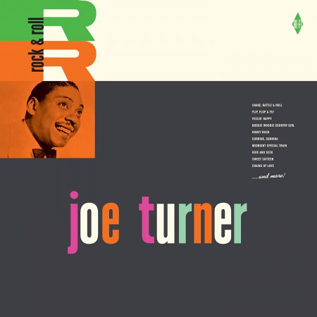 Joe Turner: Rock and Roll - Plak