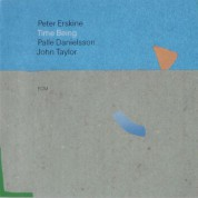 Peter Erskine: Time Being - CD