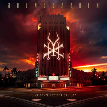 Soundgarden: Live From The Artists Den - CD