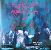 Çeşitli Sanatçılar: Turkish Freakout 2 - Plak