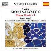 Jordi Masó: Montsalvatge: Piano Music, Vol. 1 - CD