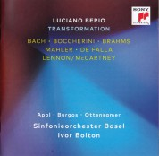 Luciano Berio, Sinfonieorchester Basel, Ivor Bolton: Transformation - CD
