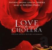 Antonio Pinto: Love In The Time Of Cholera - CD