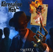 Adrenalin Mob: Omerta - CD