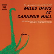 Miles Davis: At Carnegie Hall + 4 Bonus Tracks - CD