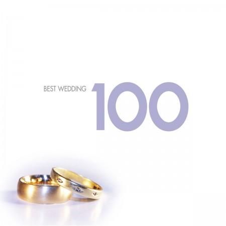 Çeşitli Sanatçılar: Best 100 - Wedding - CD