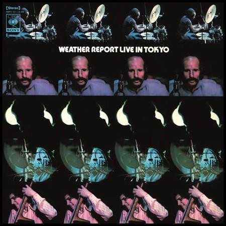 Weather Report: Live In Tokyo - Plak