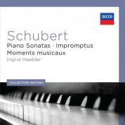 Ingrid Haebler: Schubert: The Piano Sonatas - CD