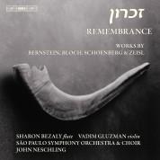 Zicharon - Remembrance (Schoenberg, Bernstein, Bloch, Zeisl) - CD