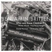 Daniel Norman, Christopher Gould: Britten: Songs - CD