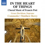 Commotio: Pott: In the Heart of Things - CD
