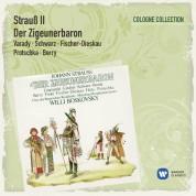 Dietrich Fischer-Dieskau, Münchner Rundfunkorchester, Willi Boskovsky: Strauss II: Der Zigeunerbaron - CD