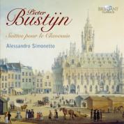 Alessandro Simonetto: Bustijn: Suittes pour le Clavessin - CD
