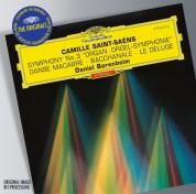 Chicago Symphony Orchestra, Daniel Barenboim, Gaston Litaize, Orchestre de Paris: Saint-Saëns: Organ Symphony - CD