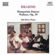 İdil Biret: Brahms: Hungarian Dances - Waltzes, Op. 39 - CD