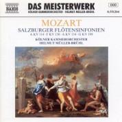 Mozart: Salzburg Flute Symphonies (Symphonies Nos. 14, 18, 21, and 27) - CD