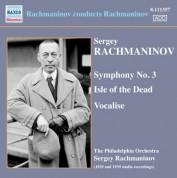 Sergey Vasilievich Rachmaninov: Rachmaninov conducts Rachmaninov (1929, 1939) - CD