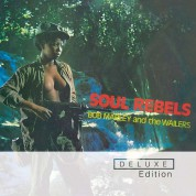 Bob Marley & The Wailers: Soul Rebels - CD