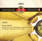 City of Birmingham Symphony Orchestra, Sir Simon Rattle: Adès: Asyla - CD