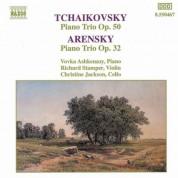 Tchaikovsky / Arensky: Piano Trios - CD
